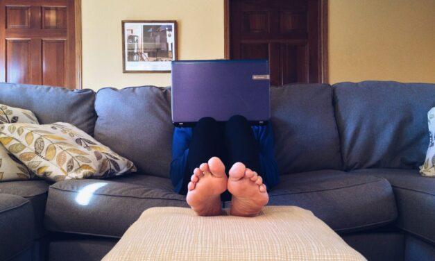 4 tips för dig som arbetar hemifrån